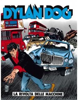 image: Dylan Dog 106 La rivolta delle macchine