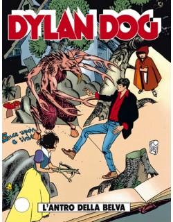 image: Dylan Dog 115 L'antro della belva