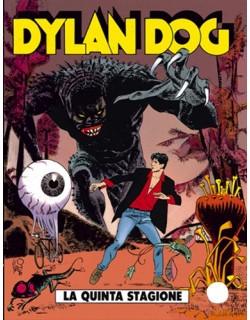 image: Dylan Dog 117 La quinta stagione