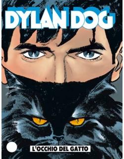 image: Dylan Dog 119 L'occhio del gatto