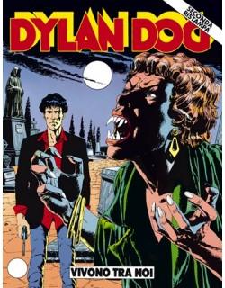 image: Dylan Dog II Ristampa 13 Vivono tra noi