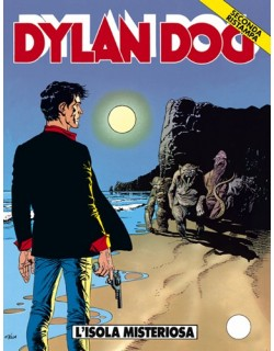 image: Dylan Dog II Ristampa 23 L'isola misteriosa