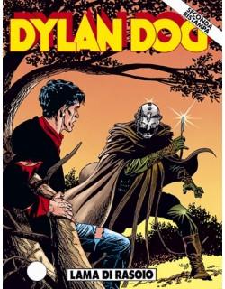 image: Dylan Dog II Ristampa 28 Lama di rasoio