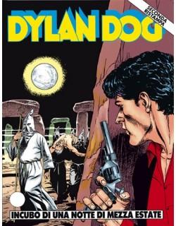 image: Dylan Dog II Ristampa 36 Incubo di una notte di mezza estate