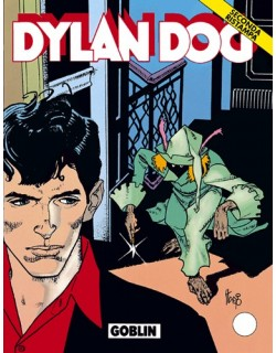 image: Dylan Dog II Ristampa 45 Goblin