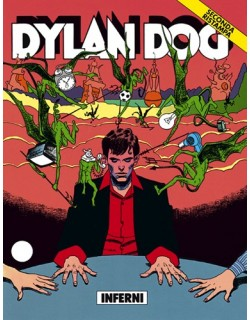 image: Dylan Dog II Ristampa 46 Inferni