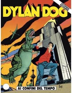 image: Dylan Dog II Ristampa 50 Ai confini del tempo