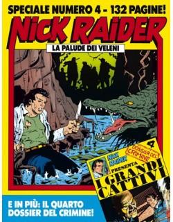 image: Nick Raider Speciale 4 La palude dei veleni