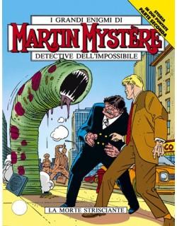 image: Martin Mystere 127 La Morte Strisciante
