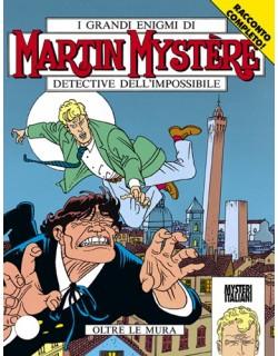 image: Martin Mystere 146 Oltre le mura