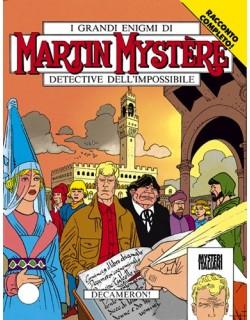 image: Martin Mystere 148 Decameron!