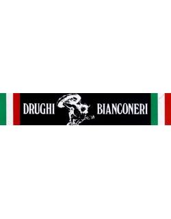 image: Adesivo Juventus Drughi Bianconeri striscia