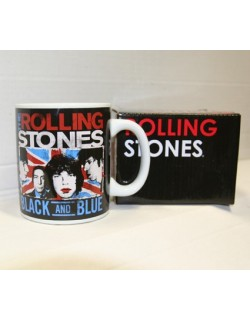 """image: Rolling Stones """"Black and blue"""" Tazza ufficiale"""