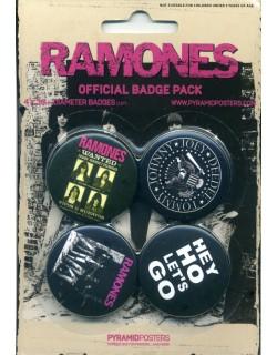 image: Ramones spille