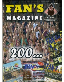 image: Fan's Magazine N°200