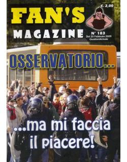 image: Fan's Magazine N°183