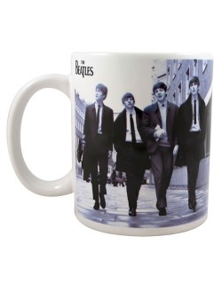 "image: Beatles tazza ufficiale ""walking"""