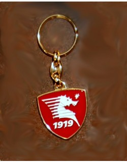 image: Salernitana portachiavi gold