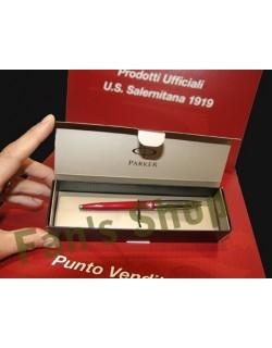 image: Salernitana penna Parker granata
