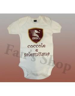 image: Salernitana body neonato 6-12 mesi