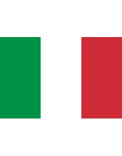 image: Bandiera Italia poliestere nautico 100x150