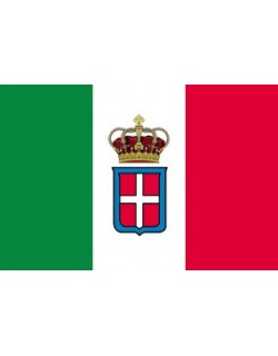 image: Bandiera Regno d'Italia