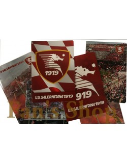 image: Salernitana set quaderni R