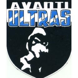 """image: Adesivo """"Scudetto Avanti Ultras"""""""